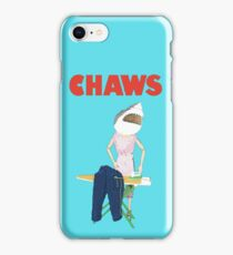 Jaws The Movie (Kind of)! iPhone Case/Skin