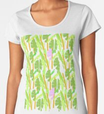 Tropical Plantation Women's Premium T-Shirt