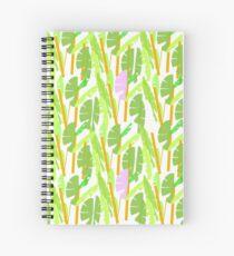 Tropical Plantation Spiral Notebook