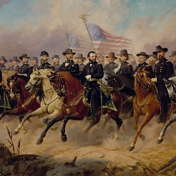 Grant und seine Generäle von warishellstore