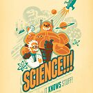 « Science!!! Il sait des choses! » par Waynem79