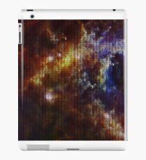 Knitted Rosetta Nebula iPad Case/Skin