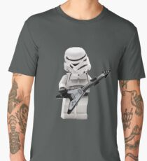 STORMTROOPERS ROCK YOU STAR WARS Men's Premium T-Shirt