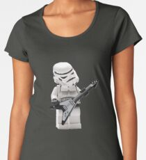 STORMTROOPERS ROCK YOU STAR WARS Women's Premium T-Shirt
