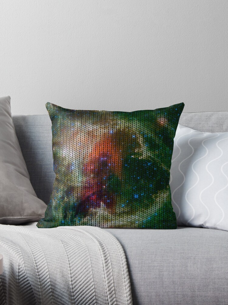 Knitted Soul Embryo Nebula by encrouched