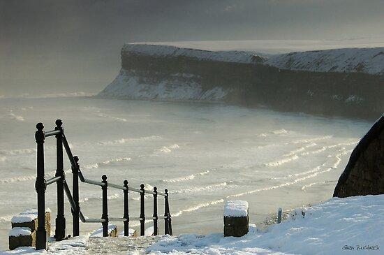 Winter's path by Glen Birkbeck