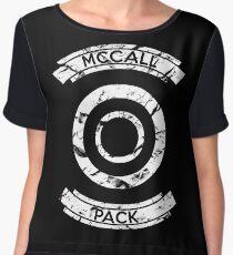McCall Pack - Teen Wolf Women's Chiffon Top