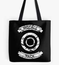 McCall Pack - Teen Wolf Tote Bag