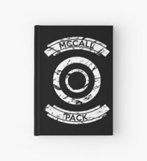 McCall Pack - Teen Wolf Hardcover Journal