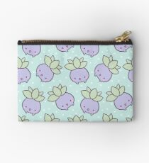 Happy Turnip Zipper Pouch