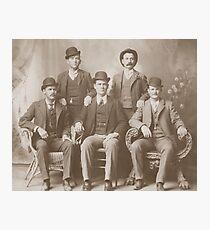 Butch Cassidy - Sundance Kid - Wild Bunch Photographic Print