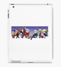 Yu-Gi-Oh! Christmas  iPad Case/Skin