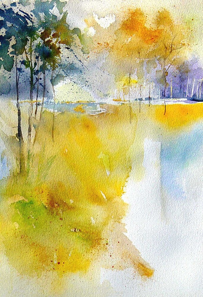 WATERCOLOR 140105 by calimero