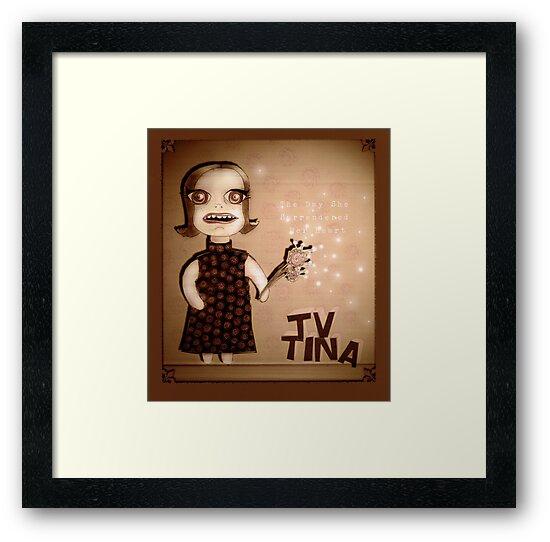 TV Tina by Jo Conlon