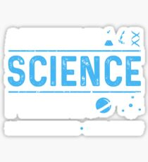 A Moment of Science March For Science Earth Day 2017 Shirt 2-01 Sticker