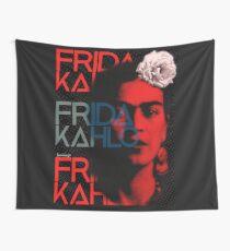 Frida Kahlo (Ver 11.5)  Wall Tapestry
