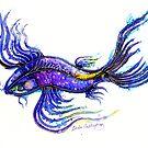 Koi Fish by Linda Callaghan