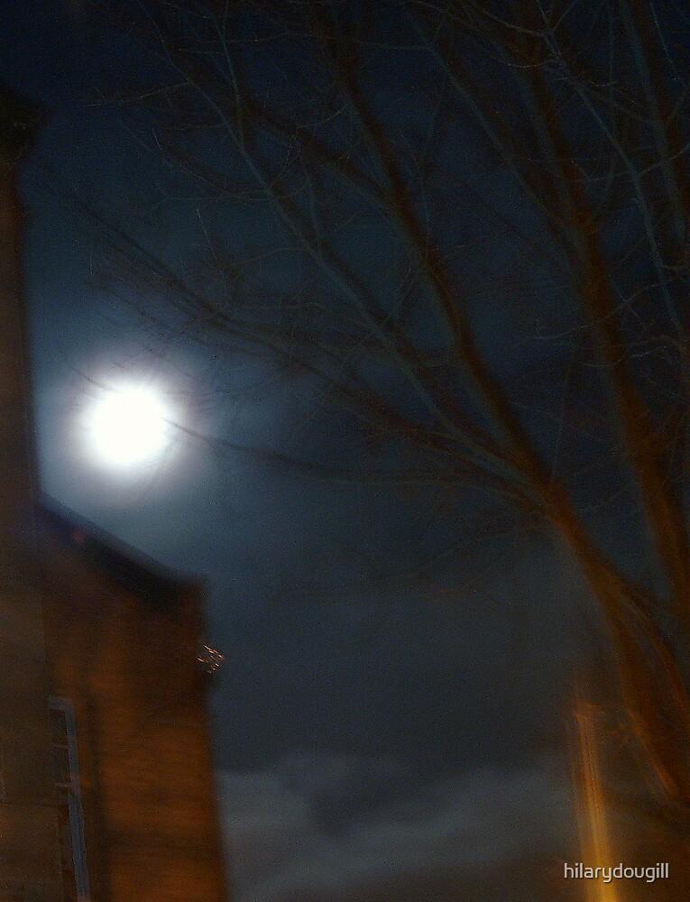 eerie moon by hilarydougill