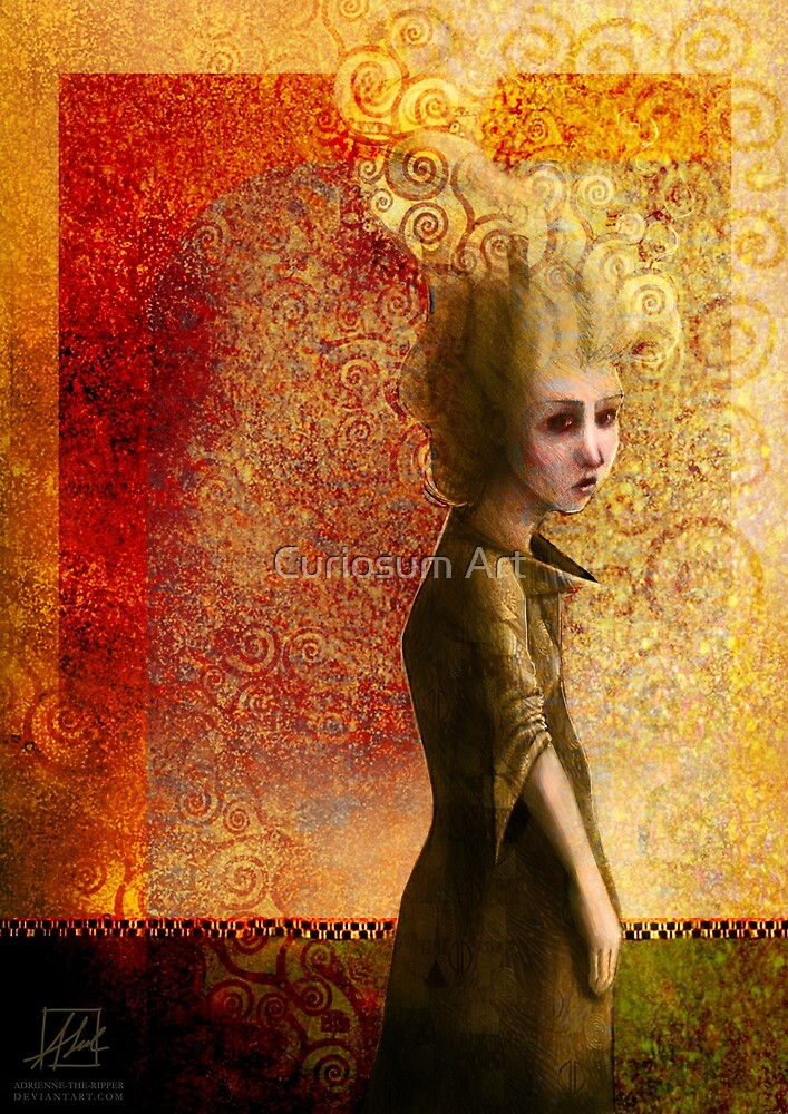 Klimt 01 by AddatheRipper