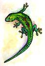 Gecko by Linda Callaghan
