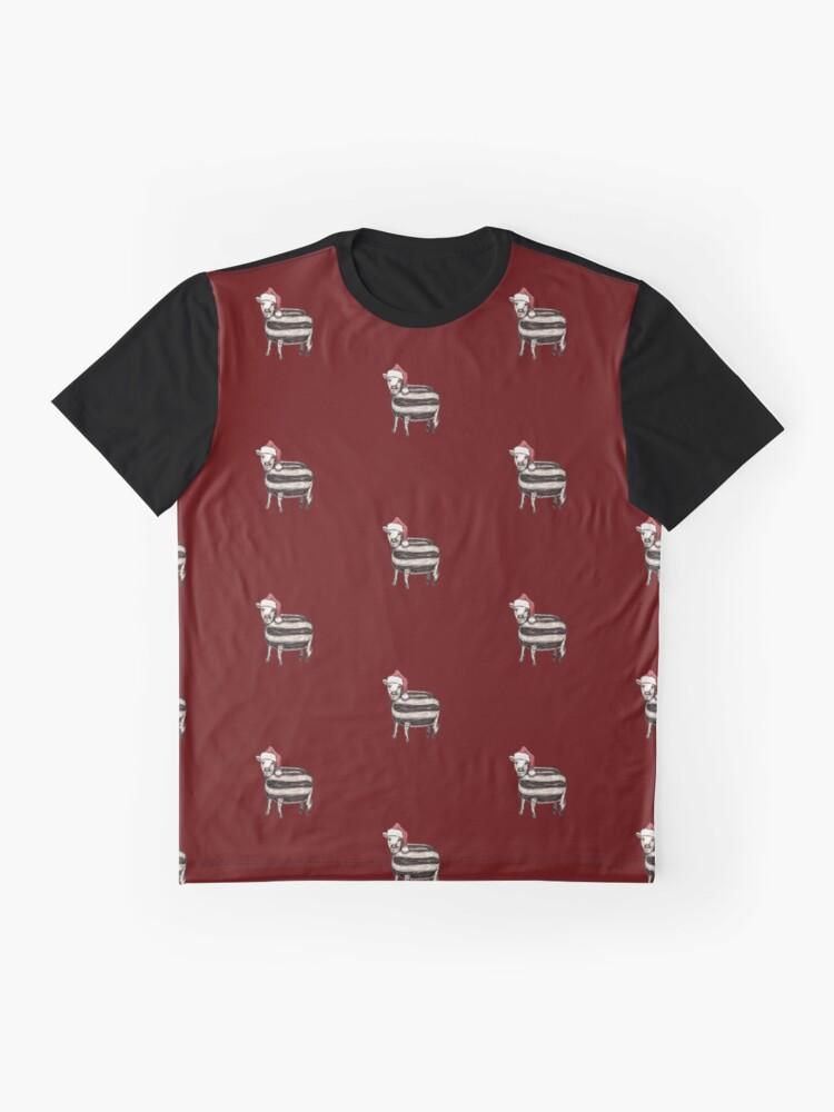 Alternate view of Baa Humbug Graphic T-Shirt