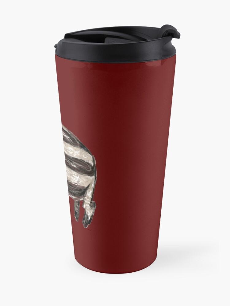 Alternate view of Baa Humbug Travel Mug