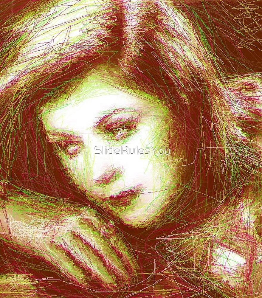 ScribbleKirsty by SlideRulesYou