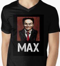 Max Keiser, 2014 Men's V-Neck T-Shirt
