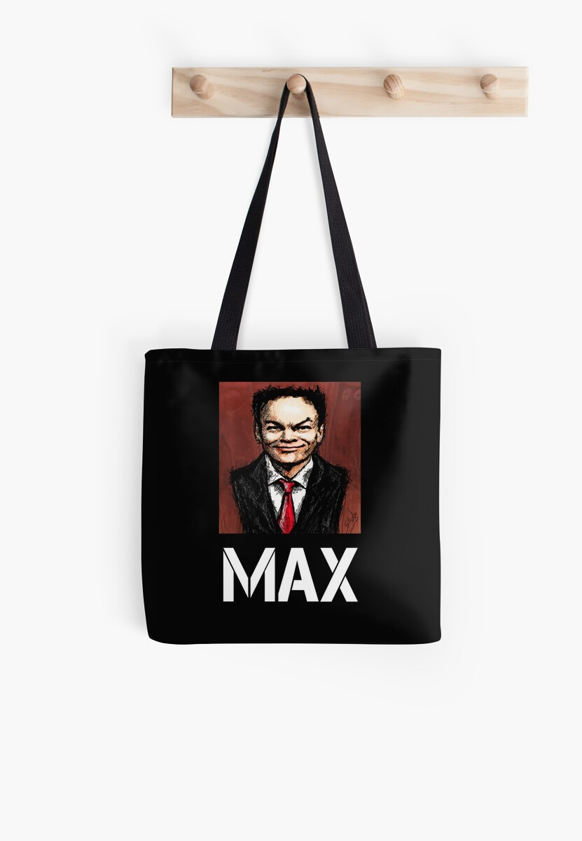 Max Keiser, 2014 by SlideRulesYou