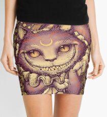 CHESHIRE CAT Mini Skirt