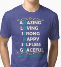 Mother Amazing Tri-blend T-Shirt