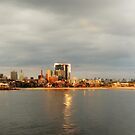 Sunshine on Saint Kilda, Melbourne, Australia. by kaysharp
