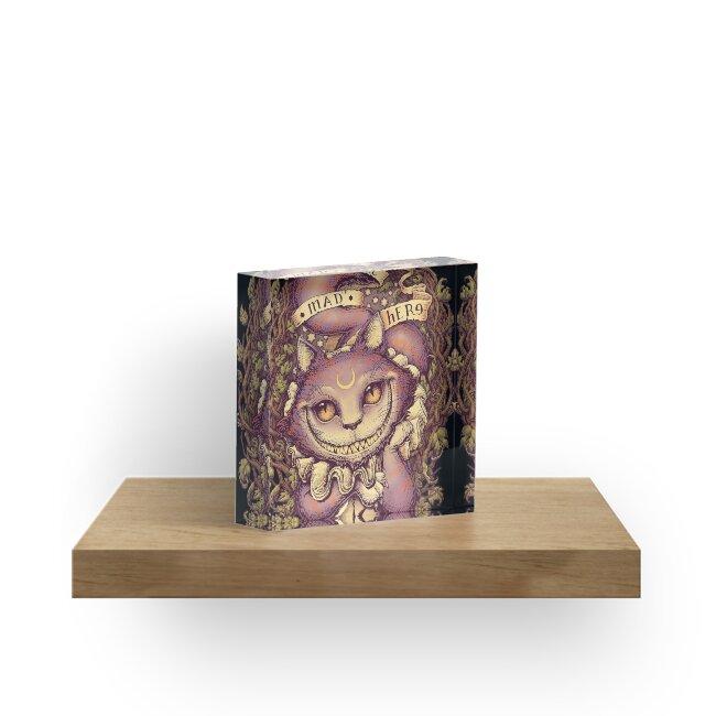 CHESHIRE CAT by Medusa Dollmaker