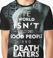 Death Eaters -Draco Malfoy Graphic T-Shirt