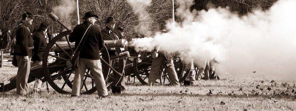 Loaded Gun by Walter Strength