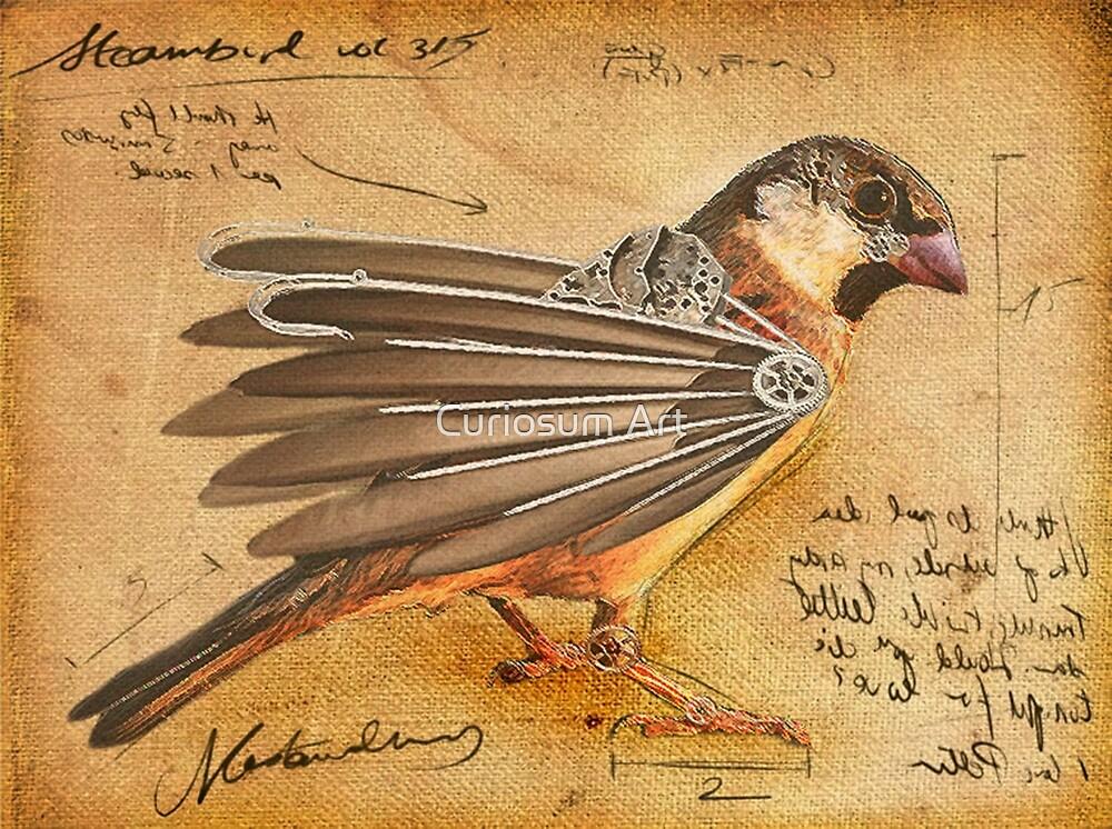 Steambird by AddatheRipper