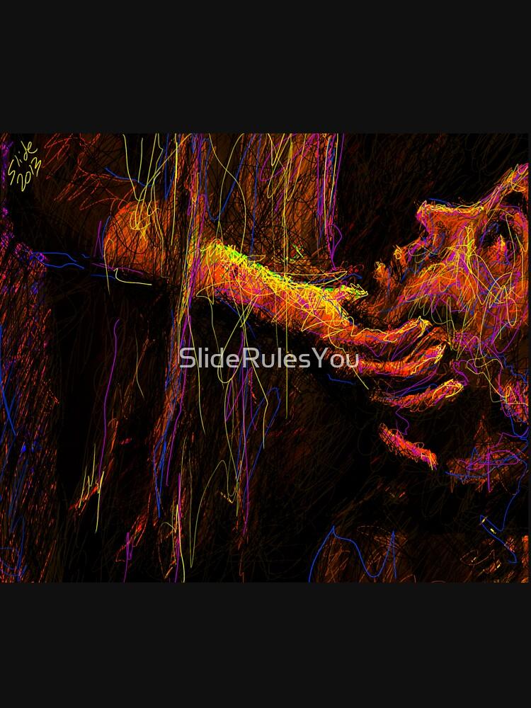 """Beg, 2013"" by Ms Slide by SlideRulesYou"