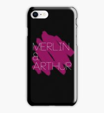 Merlin and Arthur iPhone Case/Skin