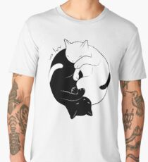 Eternal Cat Love Men's Premium T-Shirt