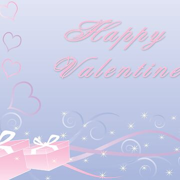 Happy Valentine Card by NaturesPixel