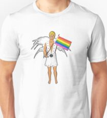 Ready For Mardi Gras! Unisex T-Shirt