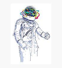 creative space Photographic Print