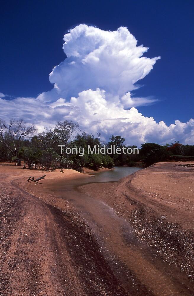 Gunn Point - NT by Tony Middleton