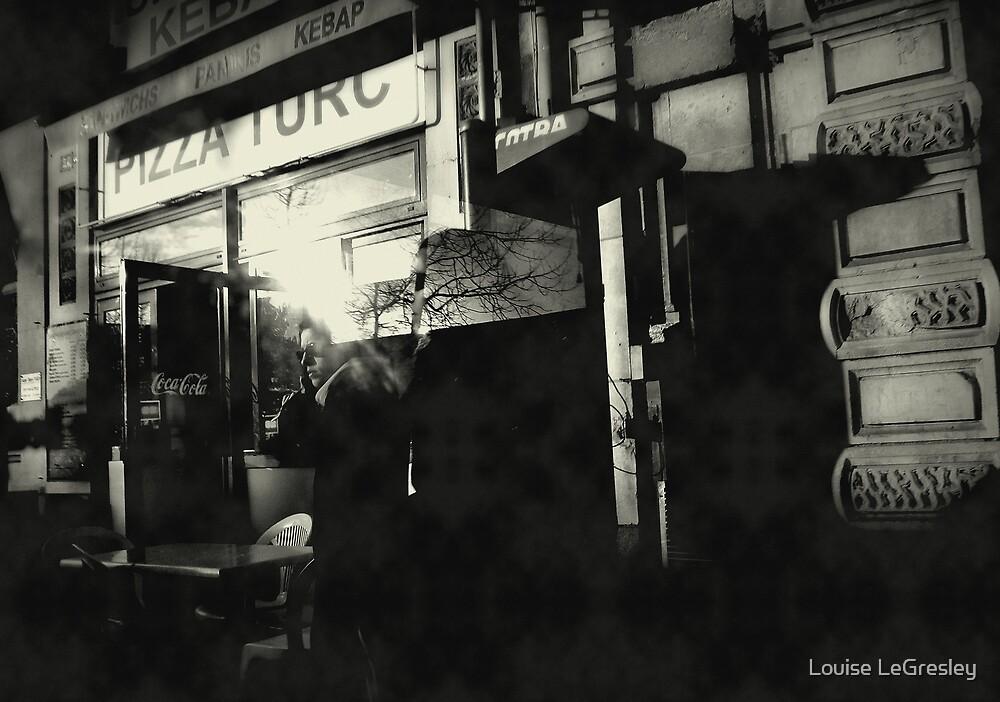 { urban scene } by Louise LeGresley