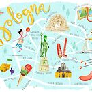 Bologna, Italy by Pauline Reeves