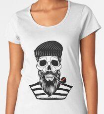 Scrawly Sailor Women's Premium T-Shirt