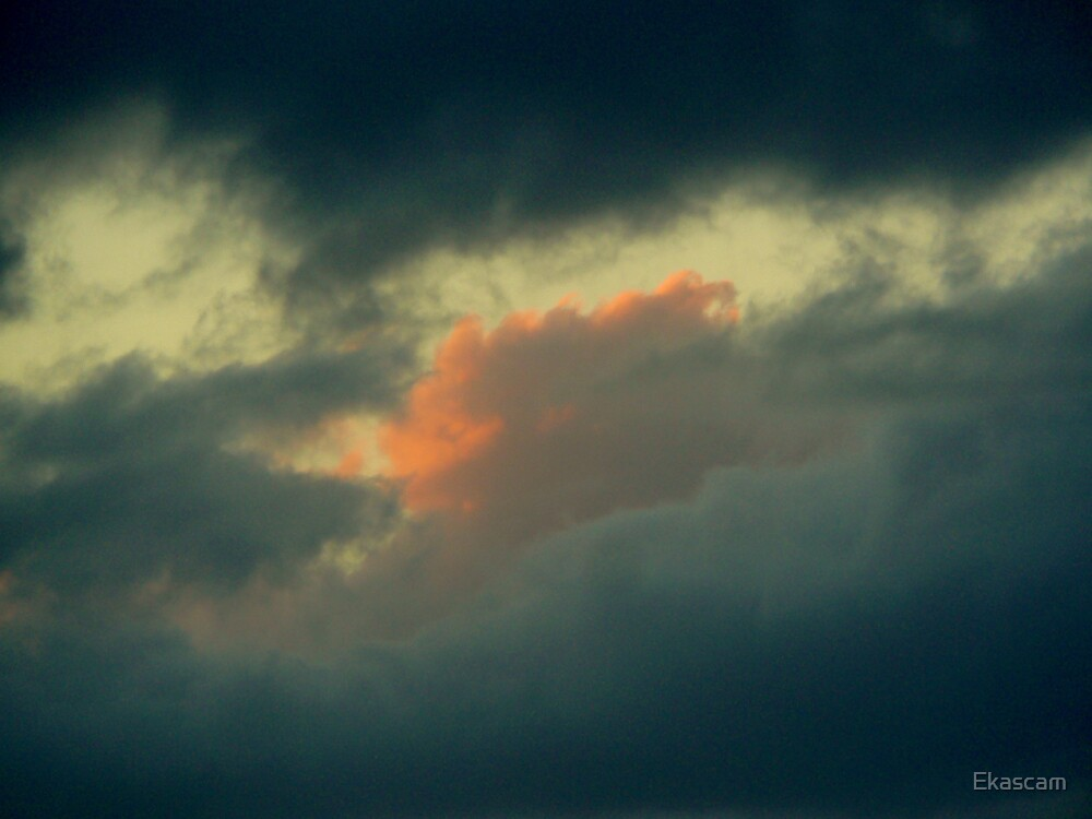 ANGRY STORM CLOUDS by Ekascam