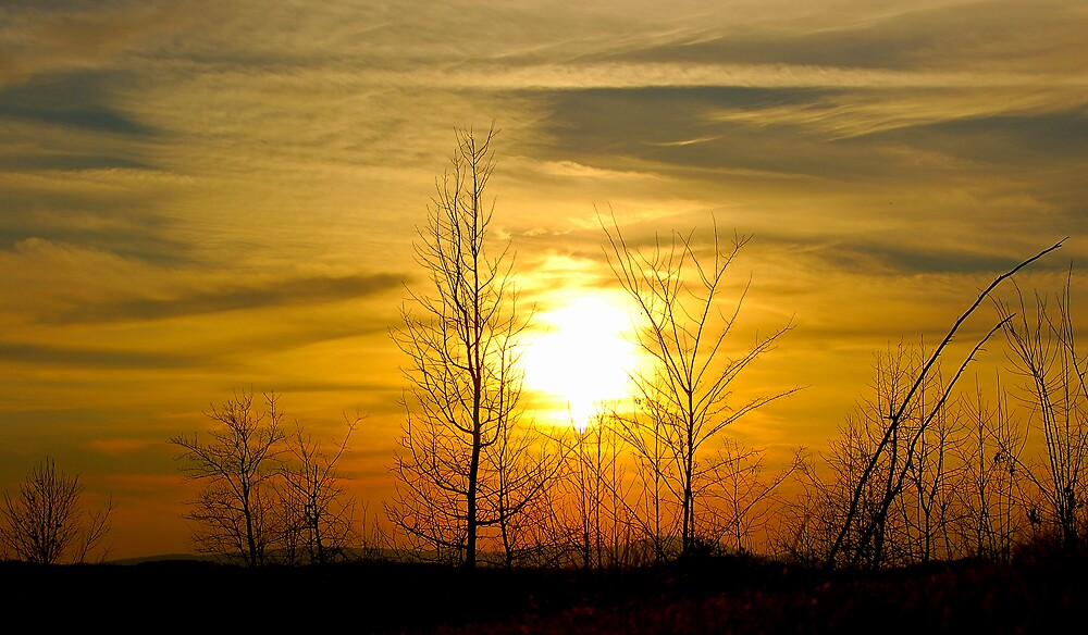 Sunset by blutat2