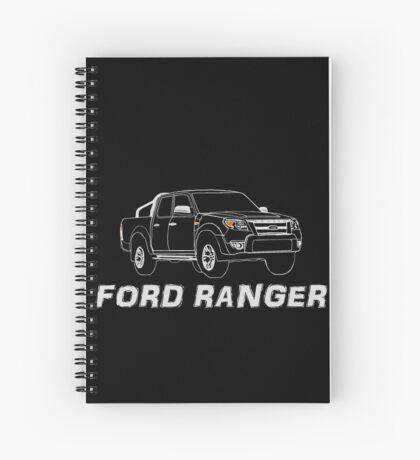 FORD RANGER  Spiral Notebook
