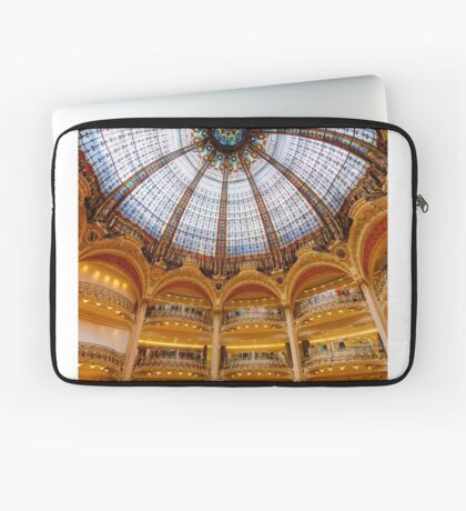 Galeries Lafayette, Paris 3 Laptop Sleeve